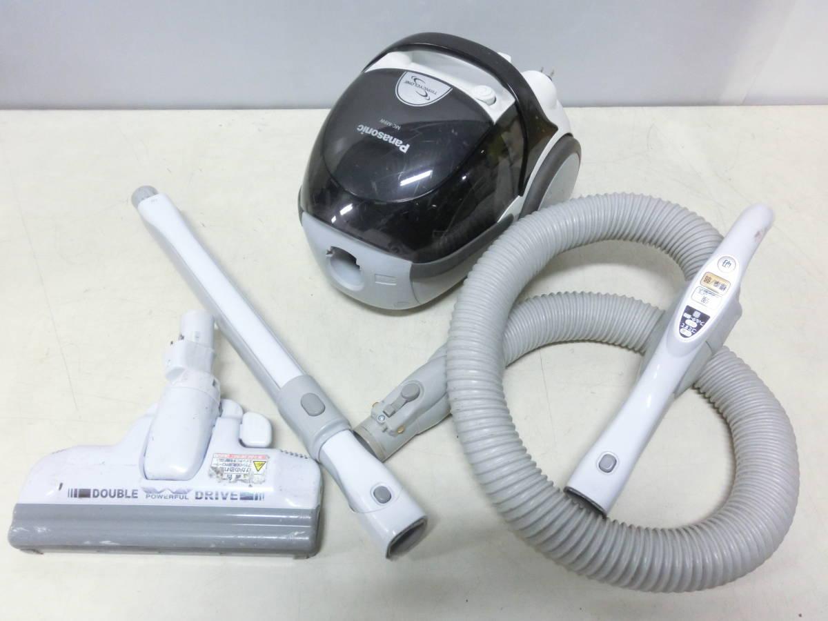 Panasonic パナソニック 紙パック式 クリーナー MC-M9W-H 2009年製 難有り_画像3
