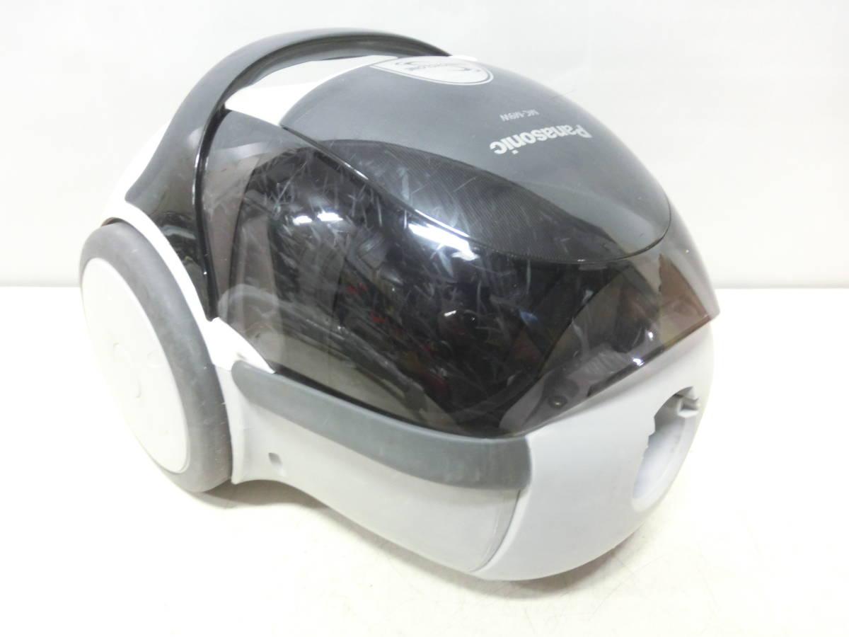 Panasonic パナソニック 紙パック式 クリーナー MC-M9W-H 2009年製 難有り_画像6