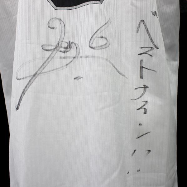 [チャリティ]福岡ソフトバンクホークス 今宮選手 19ユニフォーム(目標:ベストナイン)