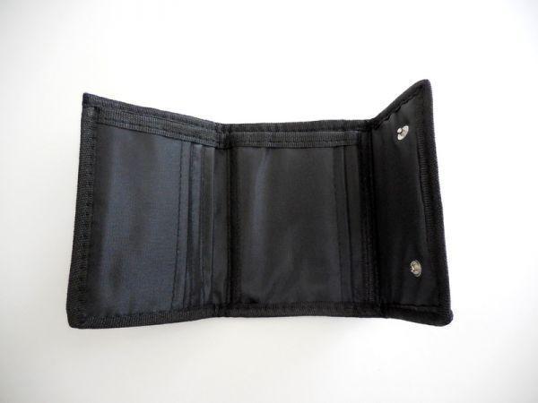 3d772715bef9 代購代標第一品牌- 樂淘letao - stussy (ステューシー) 三つ折り財布ブラックA