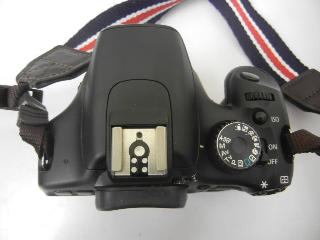 9140 Canon EOS Kiss X4 EF28-80mm 1:3.5-5.6 V USM 中古 現状 ジャンク扱い_画像3