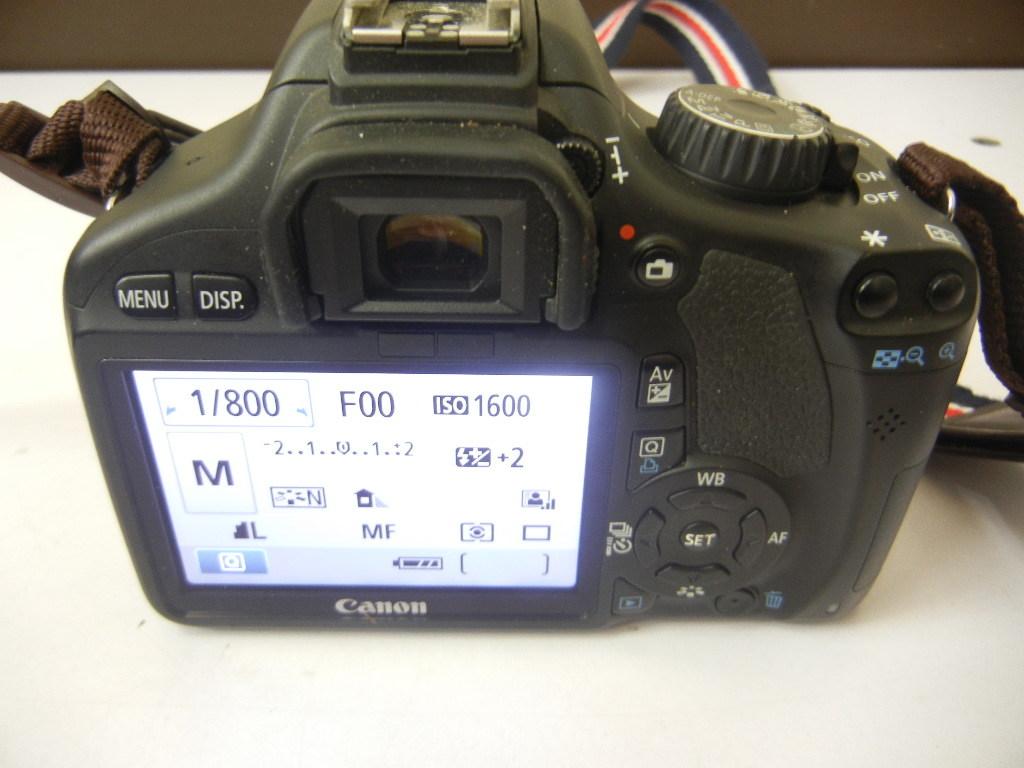 9140 Canon EOS Kiss X4 EF28-80mm 1:3.5-5.6 V USM 中古 現状 ジャンク扱い_画像4