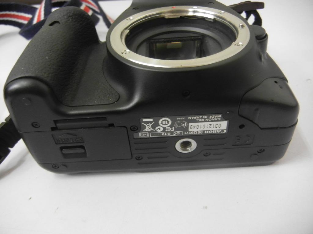 9140 Canon EOS Kiss X4 EF28-80mm 1:3.5-5.6 V USM 中古 現状 ジャンク扱い_画像5