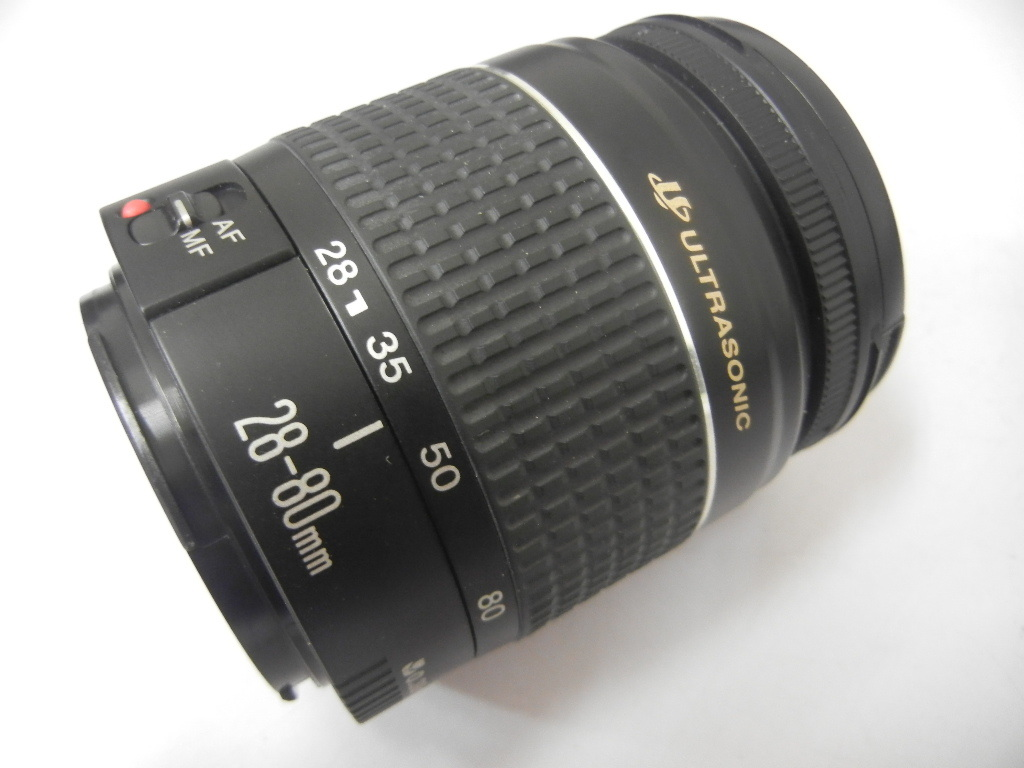 9140 Canon EOS Kiss X4 EF28-80mm 1:3.5-5.6 V USM 中古 現状 ジャンク扱い_画像8