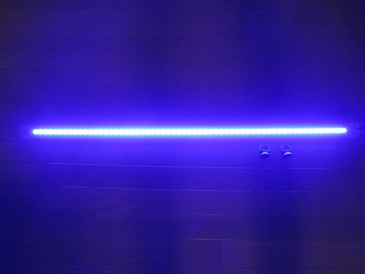 特価! D 陸両用LED ライト 青!(120水槽用)_画像1