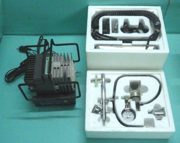 PS309 Mr.リニアコンプレッサーL7セット