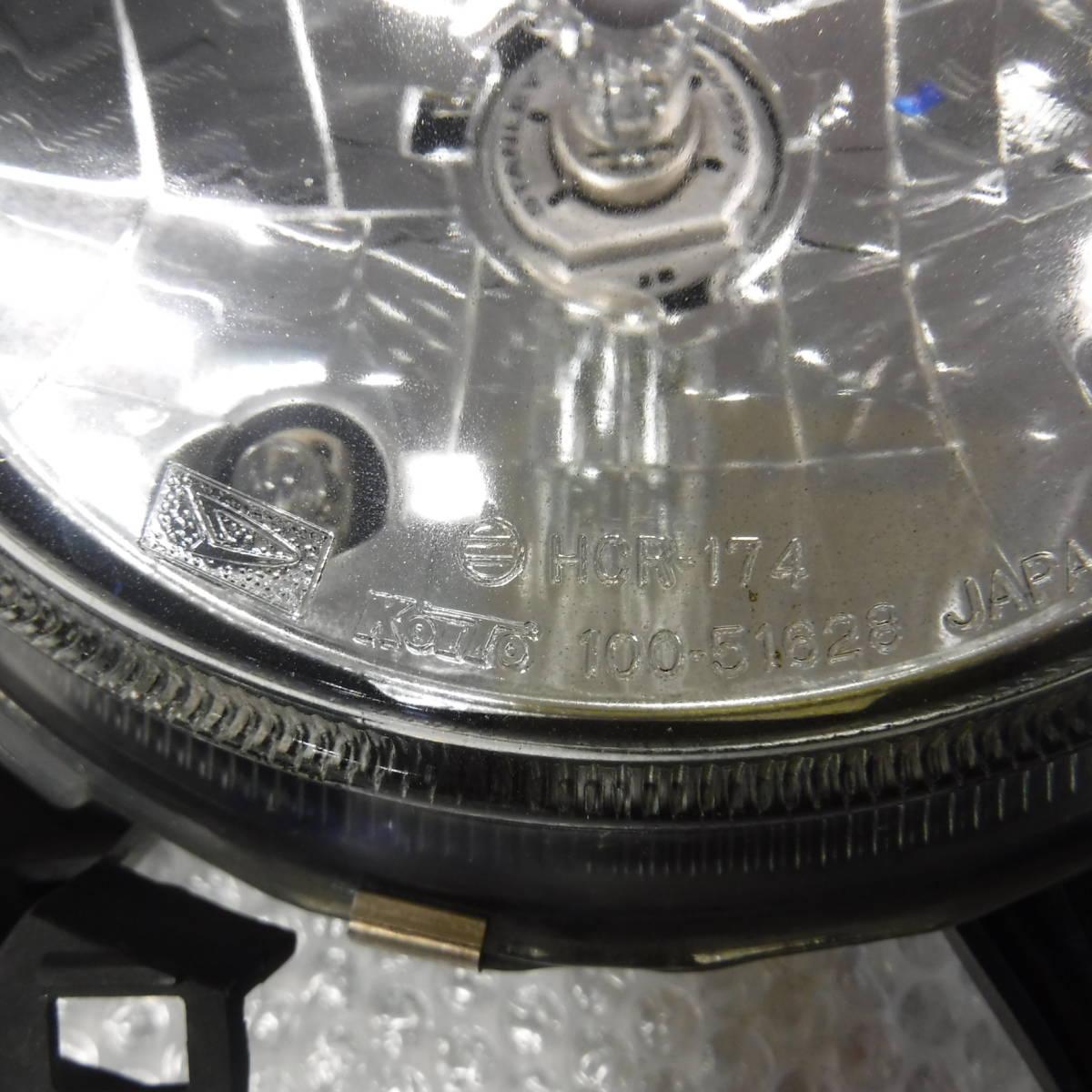 L900SムーヴカスタムL910S左ヘッドライト L902S純正ヘッドランプ 助手席側ライト ムーブ部品取り車あり_画像3