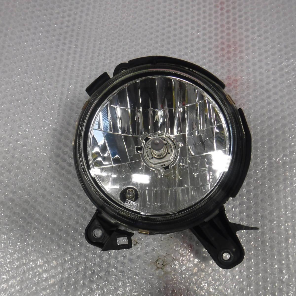 L900SムーヴカスタムL910S左ヘッドライト L902S純正ヘッドランプ 助手席側ライト ムーブ部品取り車あり_画像1