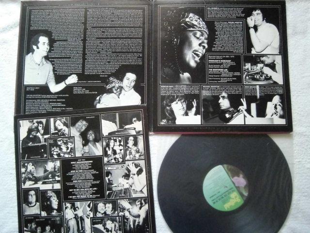 Thelma Houston & Pressure Cooker / I've Got The Music In Me / Michael Omartian,Stevie Wonder, Syreeta Wright ,Lennon & McCartney_画像2