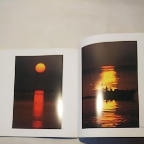 わが心原景 有明海 音成三男 写真集 PHOTOMESSAGE ARIAKEKAI 佐賀新聞社 初版 全63ページ_画像9