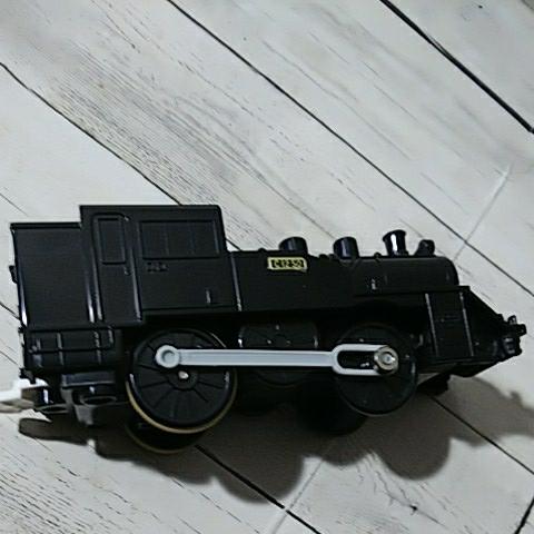 プラレール「C12 50」SL 機関車_画像4