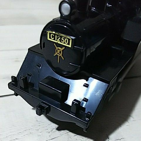 プラレール「C12 50」SL 機関車_画像8