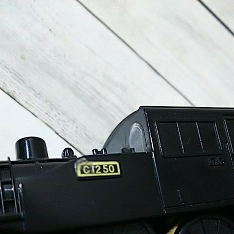 プラレール「C12 50」SL 機関車_画像3