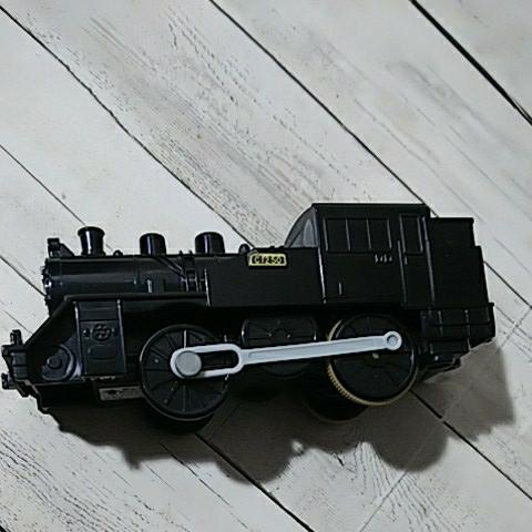 プラレール「C12 50」SL 機関車_画像2