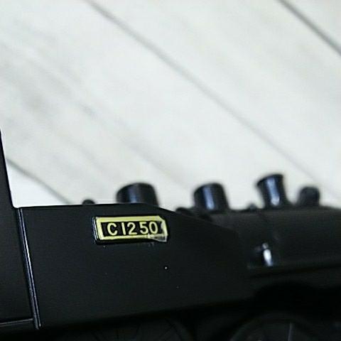 プラレール「C12 50」SL 機関車_画像5