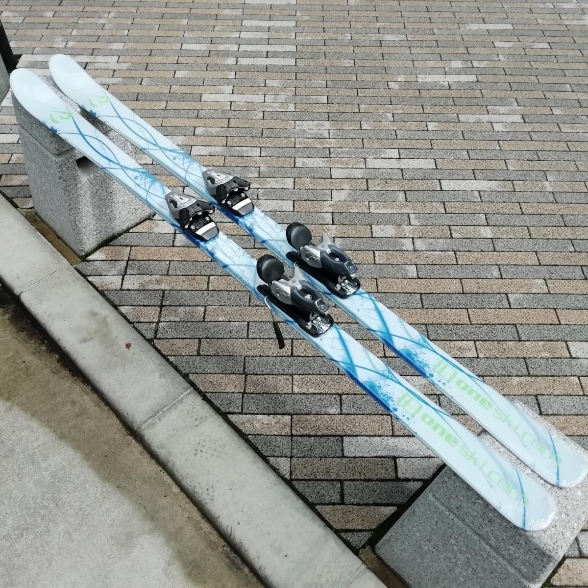 ID-one MR-D 166cm + チロリアSX-10 アイスブルー idone アイディーワン 新品 セット モーグル