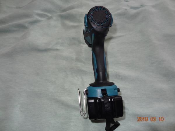 マキタ (makita) 18V 充電式 4モードインパクト ドライバー TP140D 色 青 未使用に近い M-007_画像5