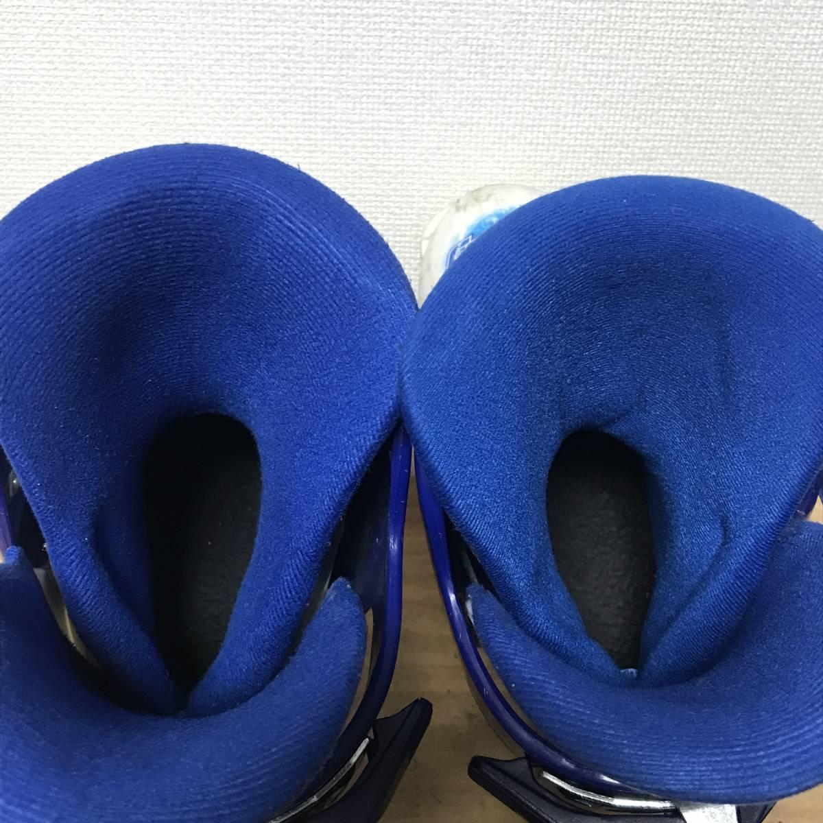 ジュニアスキーセット◆ケース付 KAZAMA 90cm ブーツ 17-18cm ポール 70cm キッズ 子供 ジュニア _画像10