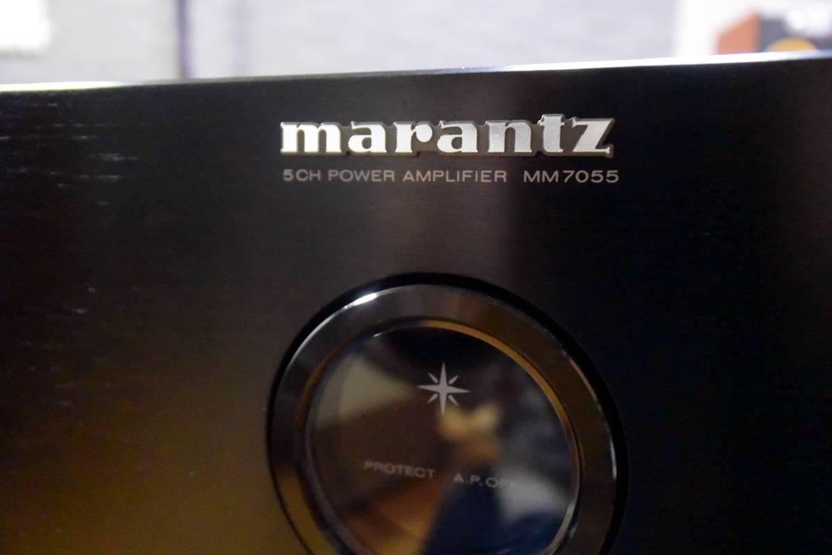 1円~ マランツ 5chマルチアンプ MM7055 marantz_画像2