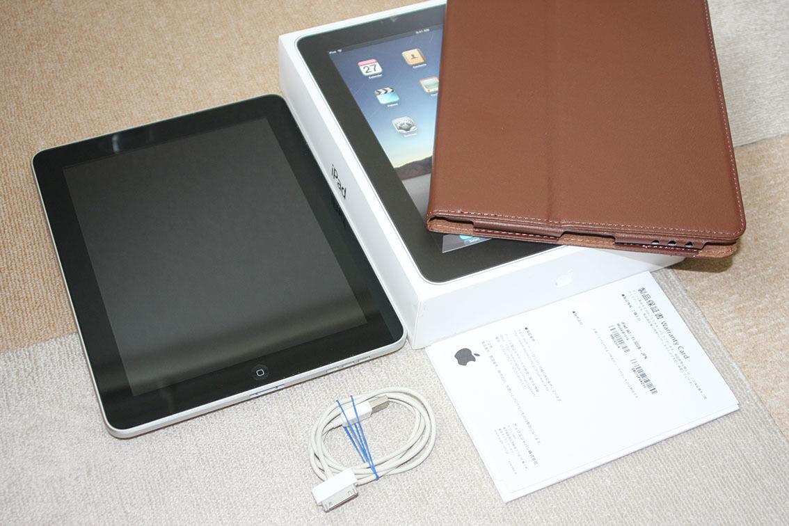 (送料無料)初代iPad A1219 32GB Wi‐Fiモデル MB293J/A