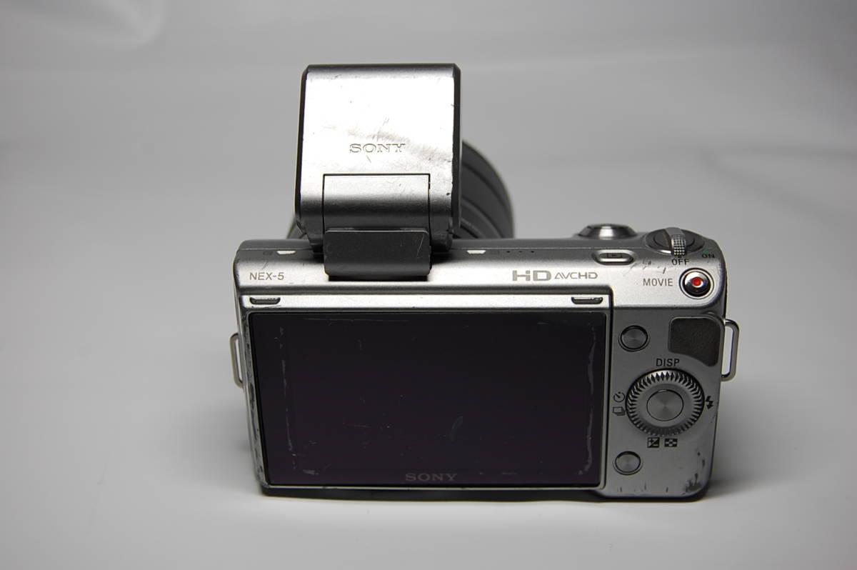 ☆SONY NEX-5 標準レンズセット E 3.5-5.6 / 18-55 18-55mm F3.6-5.6 SEL1855 ☆