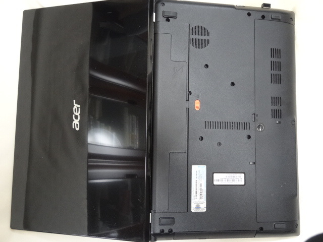 Aspire V3 V3-571-H58D/LK Core i 5. SSD500.1GB. 8GB. Win10 Office2019Pro_画像6