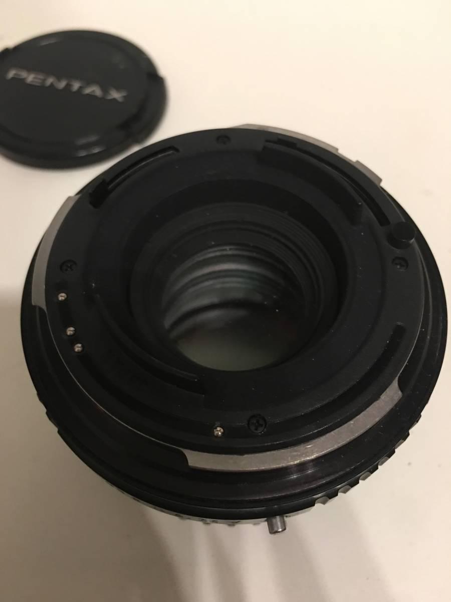 ★完動品★ PENTAX ペンタックス 645 L.S 75mm F2.8 レンズ綺麗です○ #66_画像3