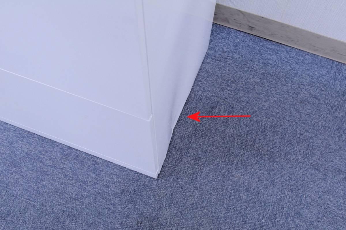okamura【オカムラ】■レクトラインシリーズ D500mm 3段ラテラル■定価13万円■オフィス収納■_画像7