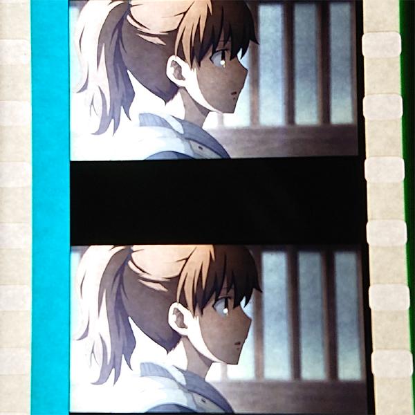 劇場版 Fate/stay night Heaven's Feel 第2章 lost butterfly 5週目 来場者 入場者 特典 フィルム 藤村大河 ポニーテール FGO_画像1