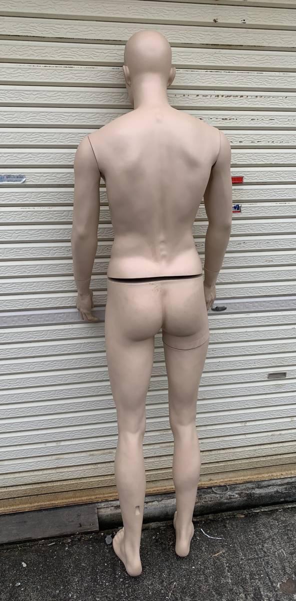 ☆ 送料無料 展示 ディスプレイ 紳士 男性 マネキン _画像9