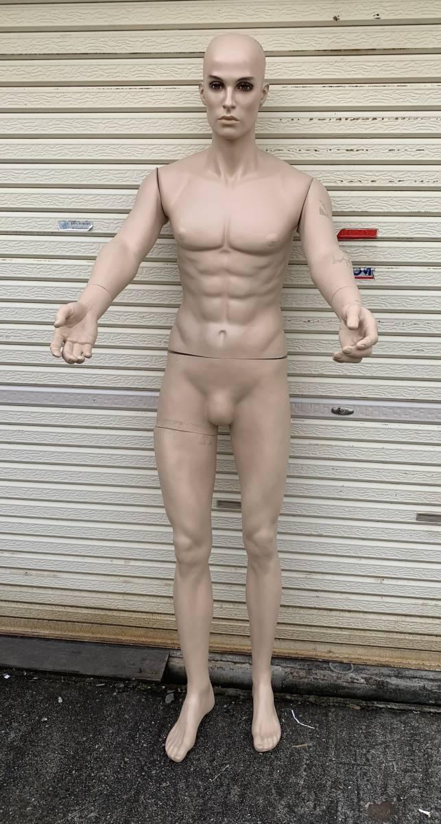 ☆ 送料無料 展示 ディスプレイ 紳士 男性 マネキン
