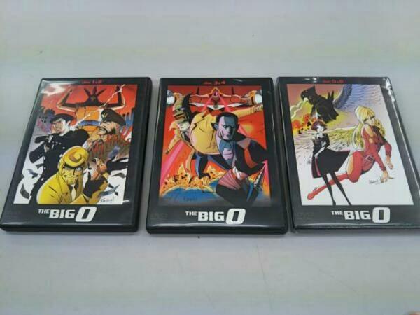 DVD EMOTION the Best THEビッグオー DVD-BOX_画像3
