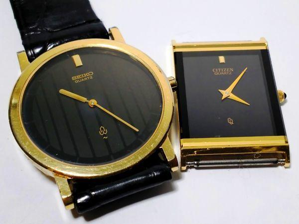 【ジャンク品/まとめ売り⑰】SEIKO&CITIZEN☆ドルチェ・SilverWave・シャリオ・ClubLaMer他☆腕時計20本_画像5