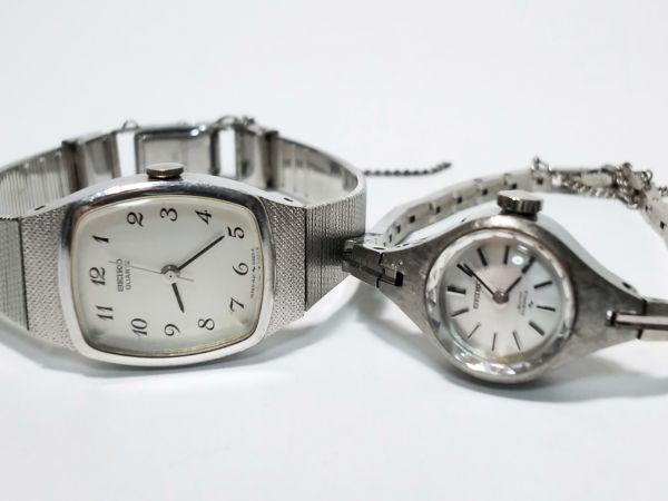 【ジャンク品/まとめ売り⑰】SEIKO&CITIZEN☆ドルチェ・SilverWave・シャリオ・ClubLaMer他☆腕時計20本_画像10
