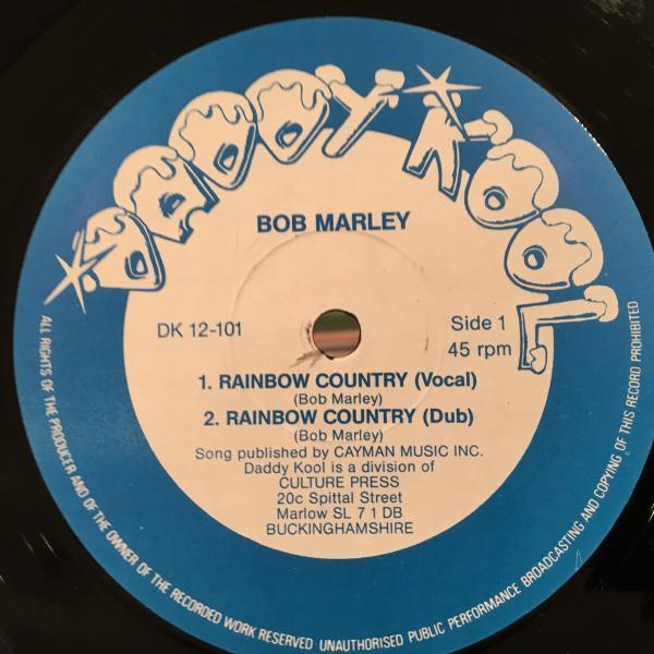 ★Bob Marley/Rainbow Country★KILLER ROOTS!_画像2