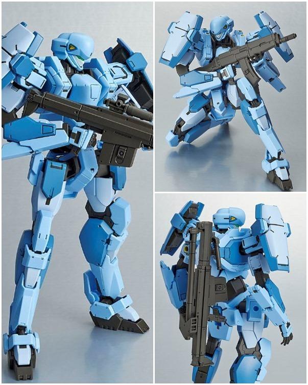 HG 1/60 ガーンズバックVer.IV(アグレッサー部隊機)★_画像3