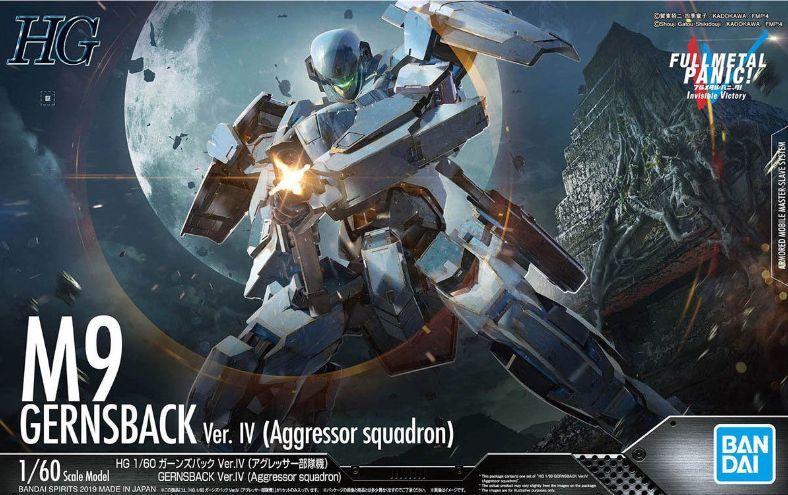 HG 1/60 ガーンズバックVer.IV(アグレッサー部隊機)★_画像1