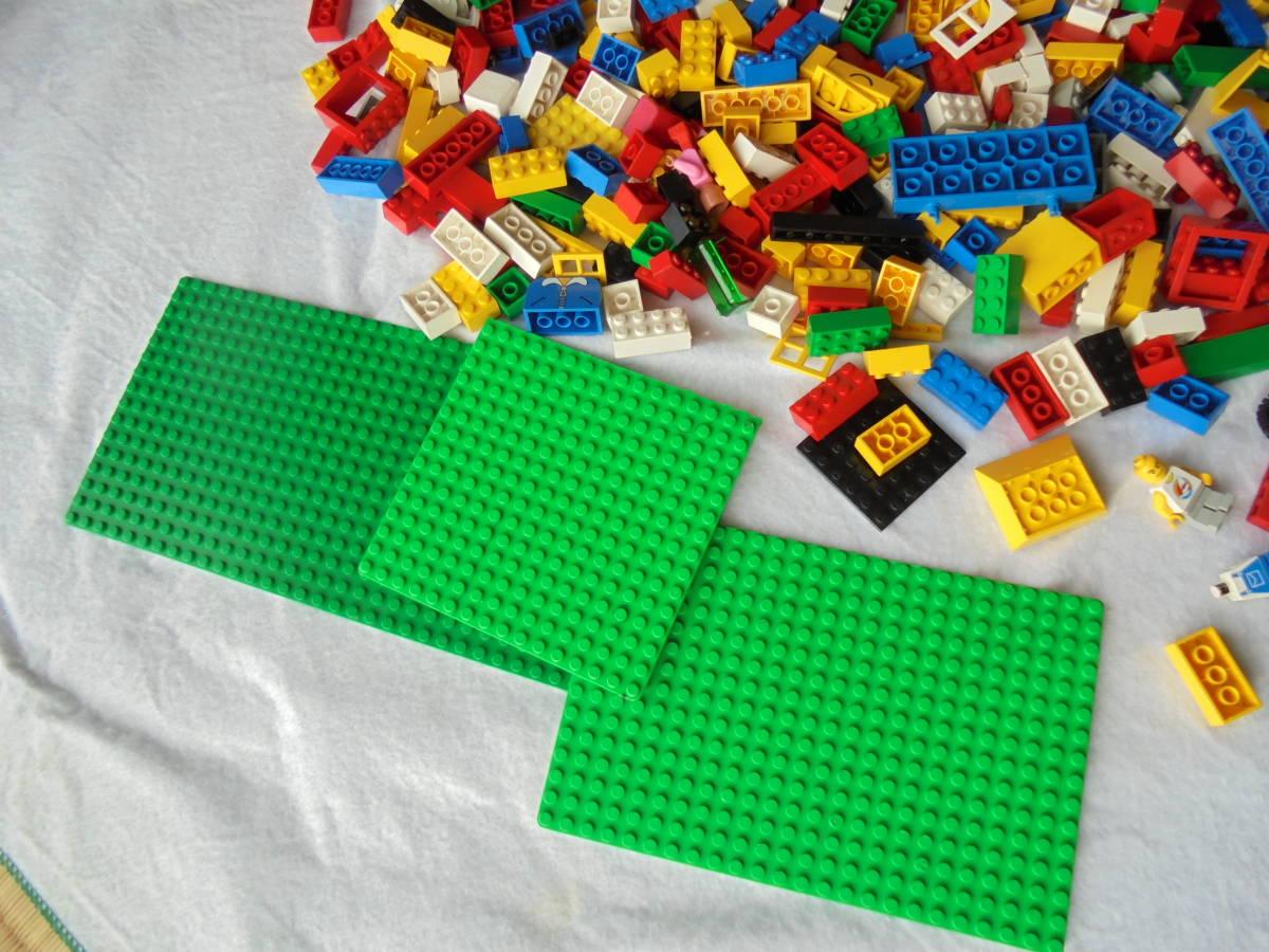 ♪レゴブロックのジャンク品!◆LEGO BLOCK 積木 組み立て 部品 _画像2