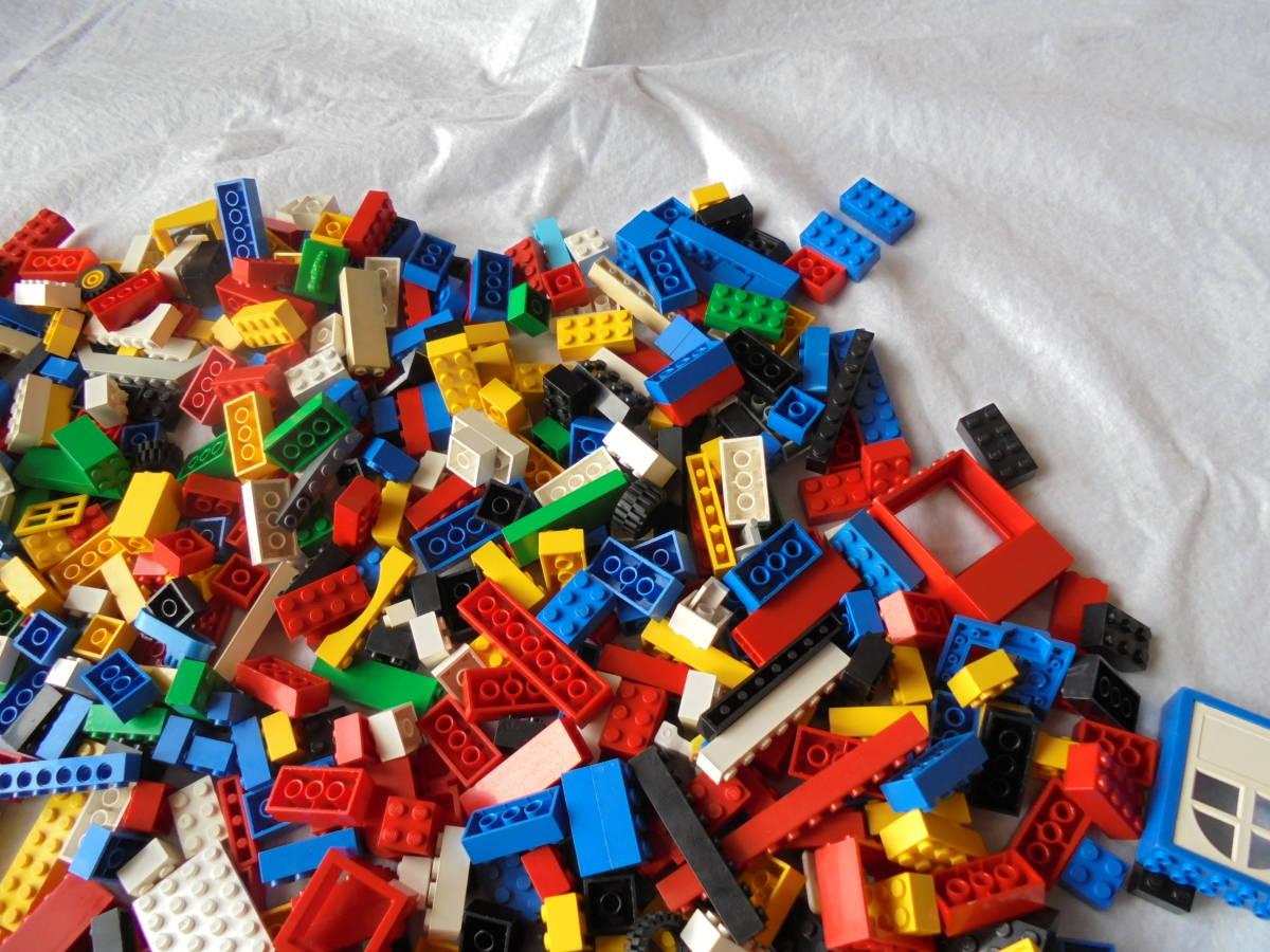 ♪レゴブロックのジャンク品!◆LEGO BLOCK 積木 組み立て 部品 _画像4