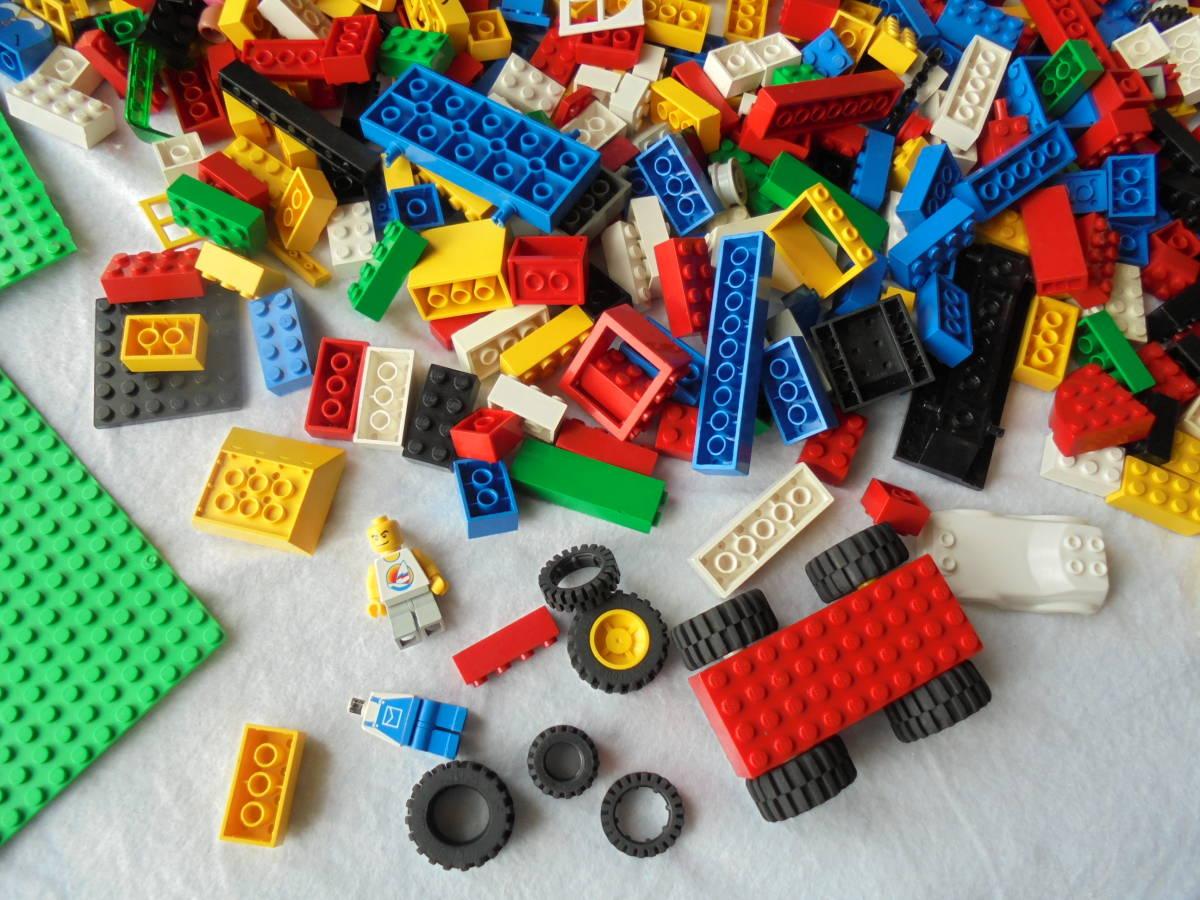 ♪レゴブロックのジャンク品!◆LEGO BLOCK 積木 組み立て 部品 _画像5
