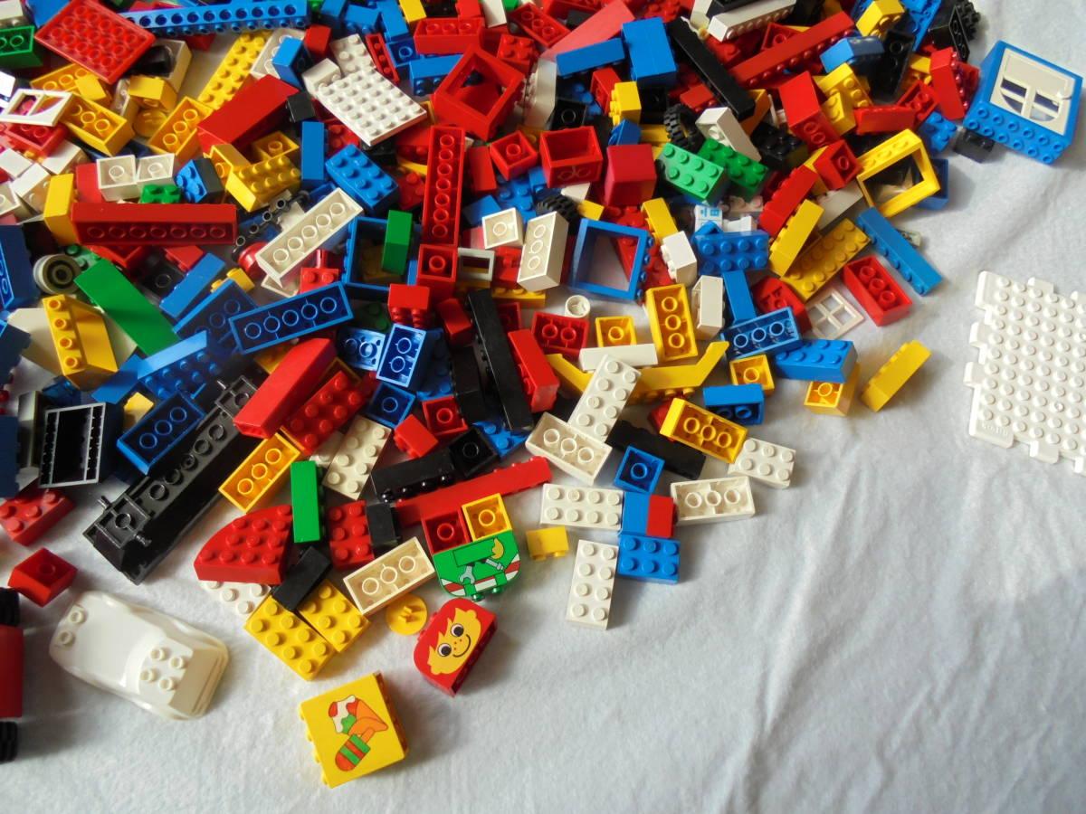 ♪レゴブロックのジャンク品!◆LEGO BLOCK 積木 組み立て 部品 _画像6