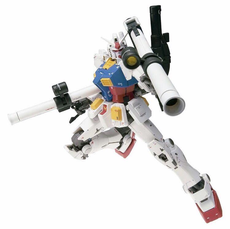 GUNDAM FIX FIGURATION METAL COMPOSITE RX-78-02 ガンダム 40周年記念Ver &MS-06S シャア専用ザクII 2体セット_画像2