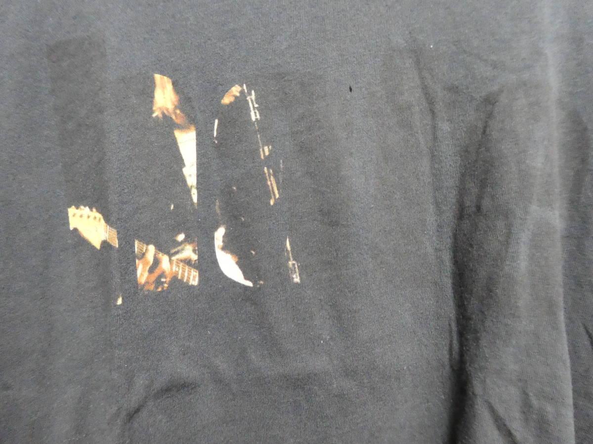ニルヴァーナ カートコバーン ハーフマンTシャツ ブラック S NIRVANA ヴィンテージバンドT_画像3