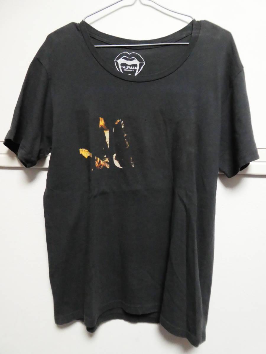 ニルヴァーナ カートコバーン ハーフマンTシャツ ブラック S NIRVANA ヴィンテージバンドT_画像2