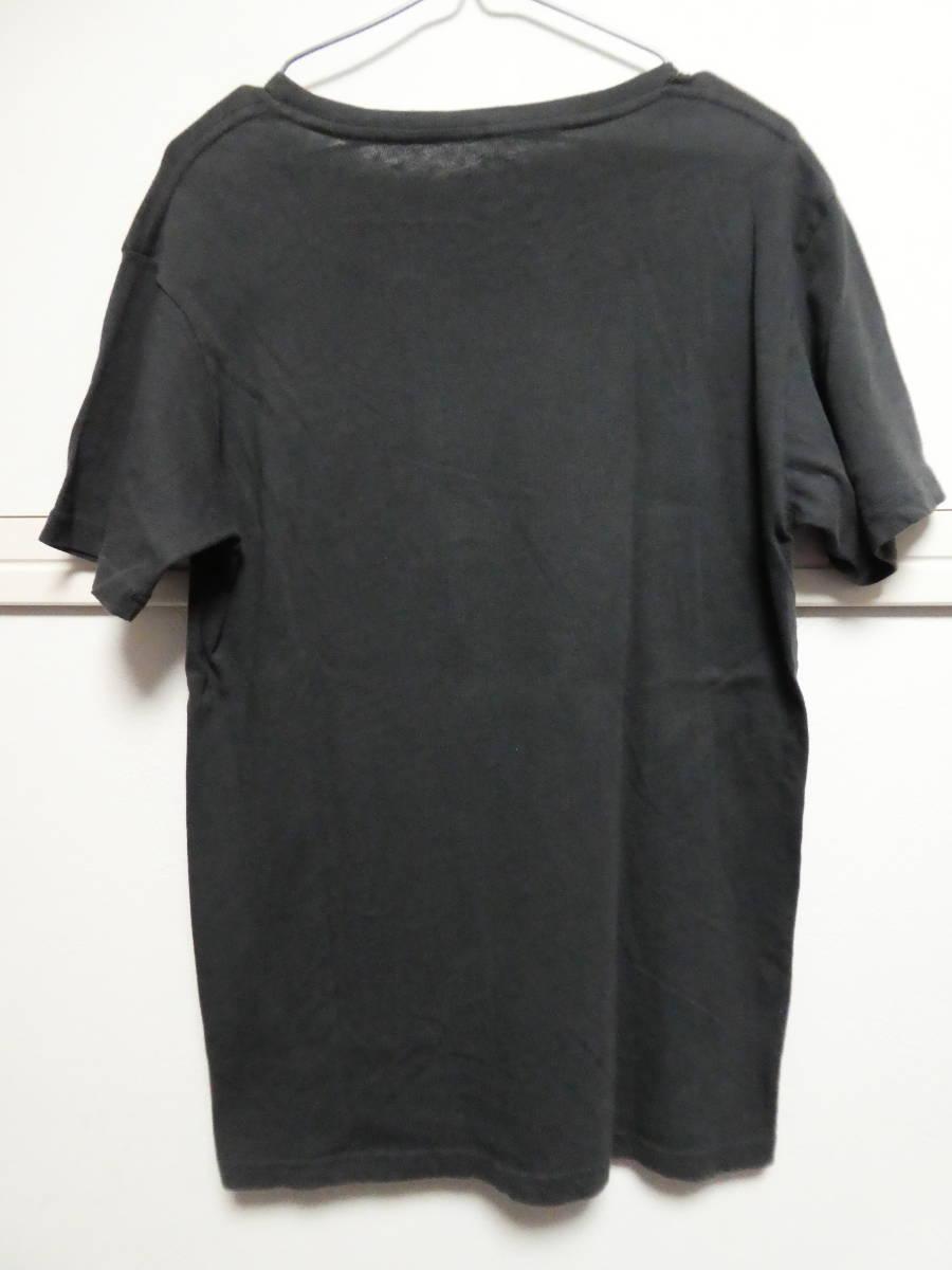 ニルヴァーナ カートコバーン ハーフマンTシャツ ブラック S NIRVANA ヴィンテージバンドT_画像6