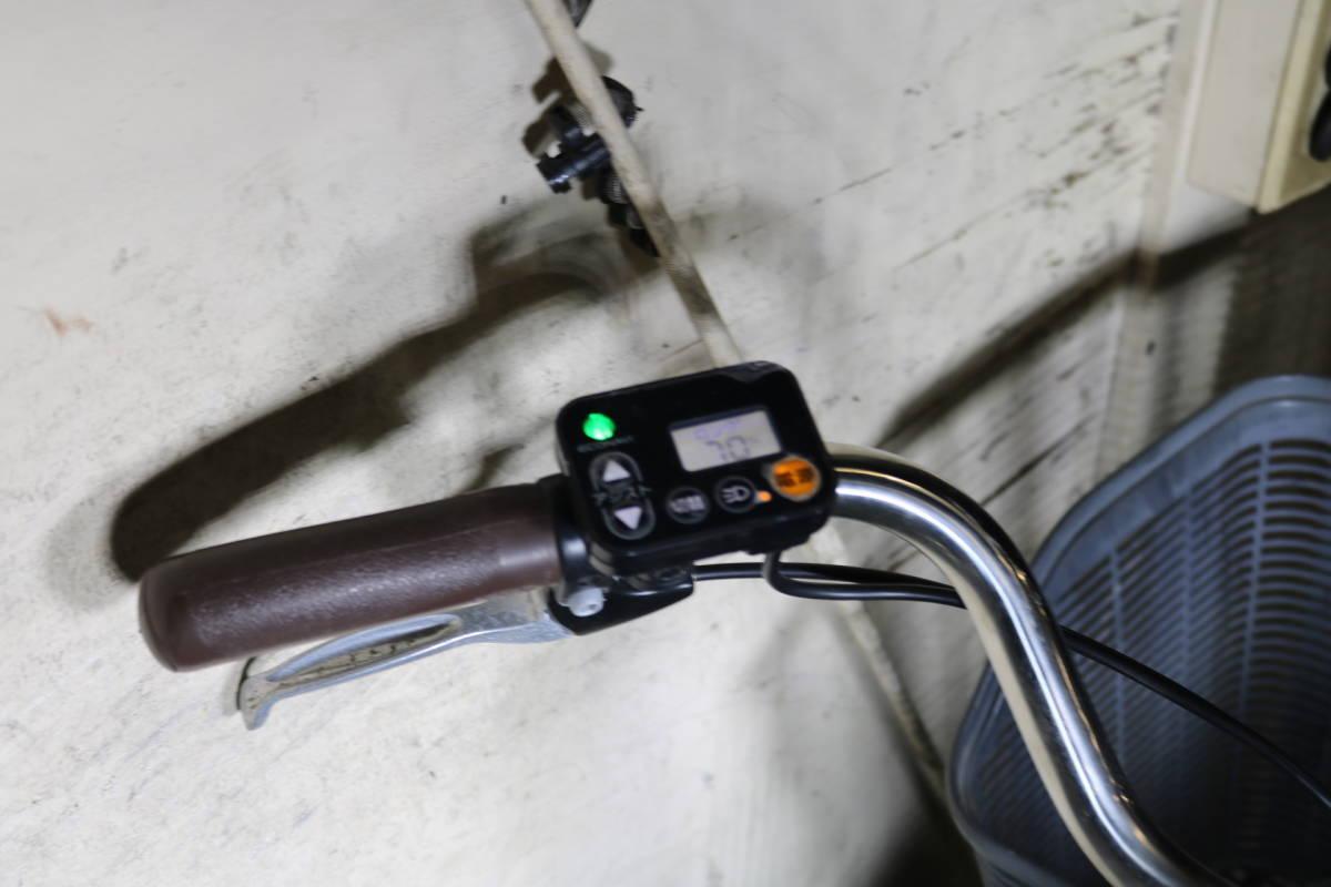 現行新基準美品!パナソニック ビビ・DX BE-ELD432Tリチウム24インチ 3段 LED  _画像3