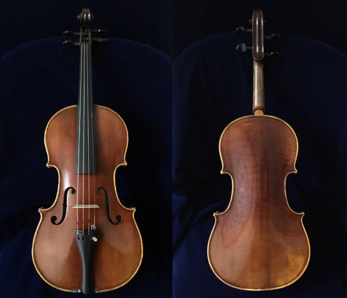 20世紀初頭 Jerome Thibouville Lamy フレンチモダンバイオリン