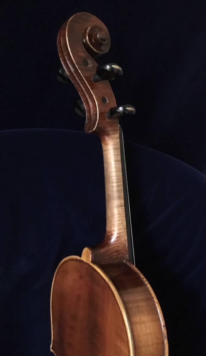 20世紀初頭 Jerome Thibouville Lamy フレンチモダンバイオリン _画像4