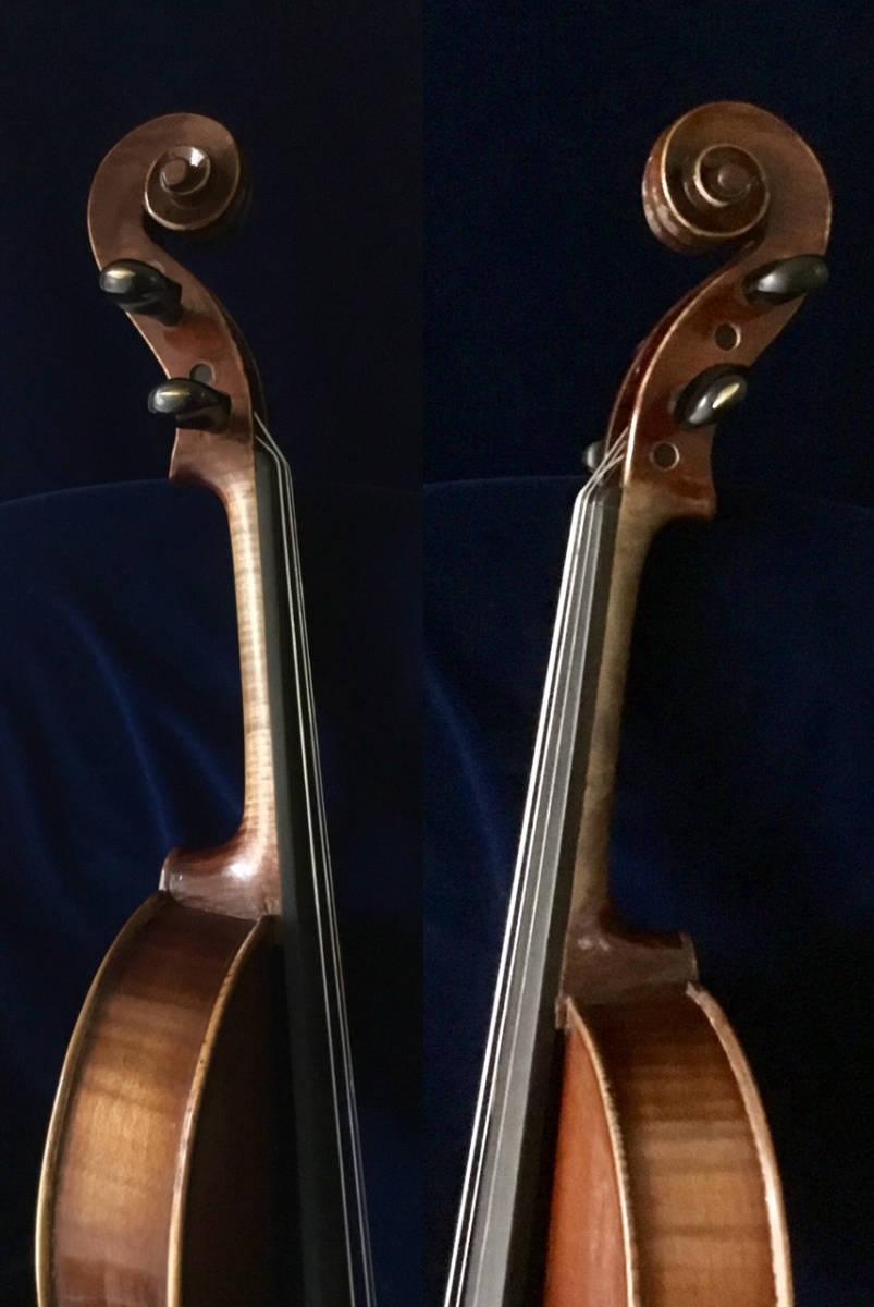 20世紀初頭 Jerome Thibouville Lamy フレンチモダンバイオリン _画像3