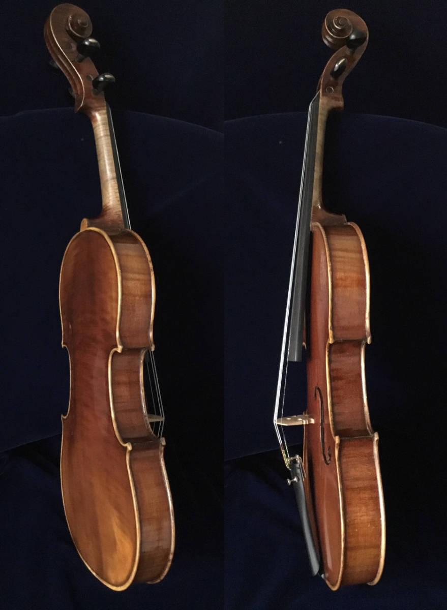20世紀初頭 Jerome Thibouville Lamy フレンチモダンバイオリン _画像2